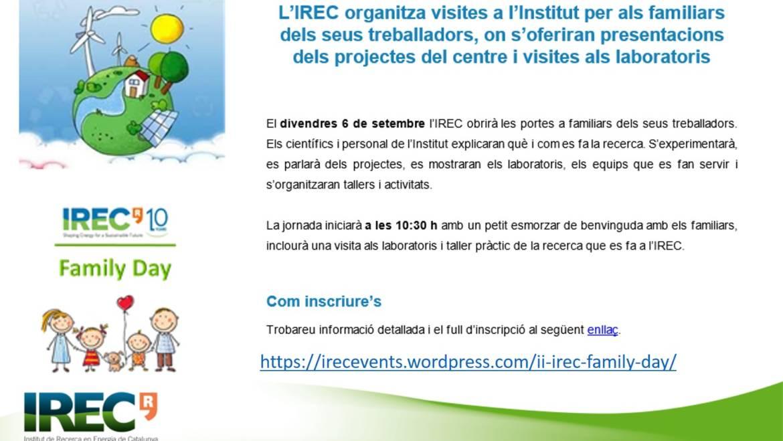IREC Family Day