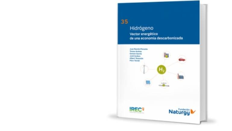 IREC & Naturgy published a new H2 book (video)