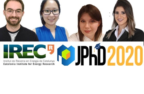 Atlab team at the PhD student meeting in  UAB  this Friday (18-09-20)
