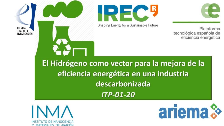 ATlab cordinates Spanish ITP for  hydrogen transition