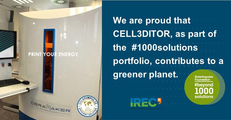 Beyond 1000 solar impulse solutions